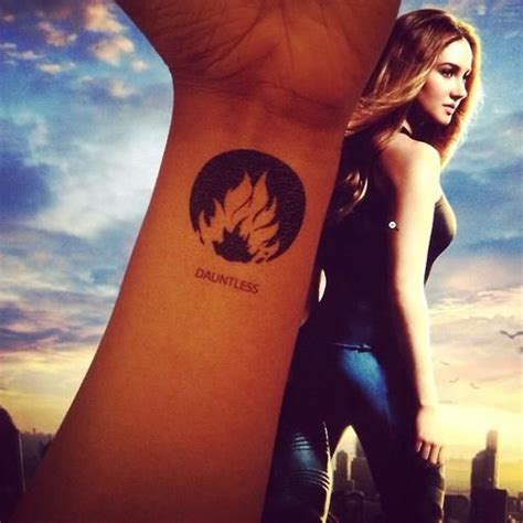 dauntless tattoo best 25 dauntless ideas on arm tattoos