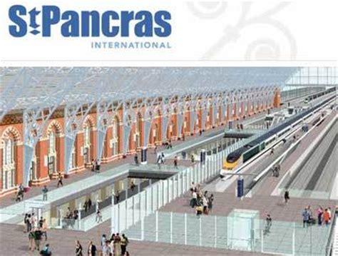 Cheap Floor Plans instant blogging from st pancras international londonist
