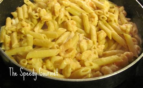 Essence Bapake Pasta Fresh Milk easy shrimp pasta recipe