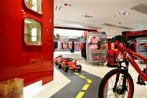 Ferrari Shop Venice by New Ferrari Store Opens In Athens Greece More To Come