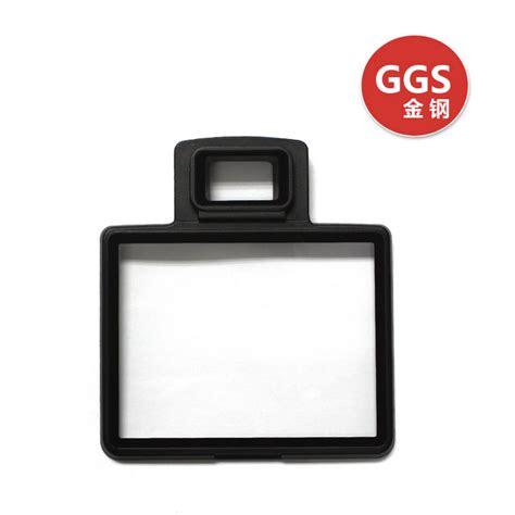 anti film ggs ggs iii protezione monitor lcd screen protector nikon