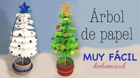 193 rbol de navidad de papel paper christmas tree youtube