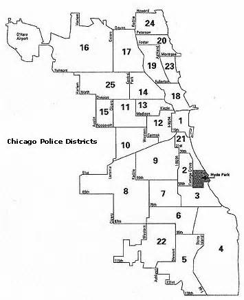 Chicago Police Zone Map by Chicago Police Zones And Districts Long Hairstyles