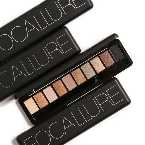 Eyeshadow Focallure Review palette reviews shopping palette