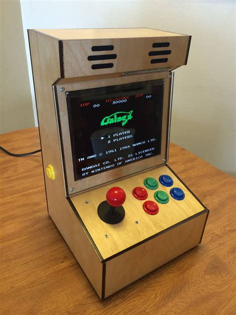 Guy Makes A Proper 4 3 Bartop Arcade Cabinet Gallery Ebaum S World Nintendo Switch Arcade Cabinet Template