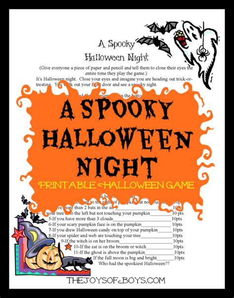 halloween charades free printable halloween game the halloween charades free printable halloween game the