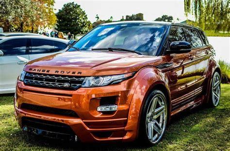 burnt orange range rover burned orange range rover i want it c range