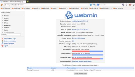 Tutorial Webmin Linux | tutorial install webmin on ubuntu 12 04 tutorial linux