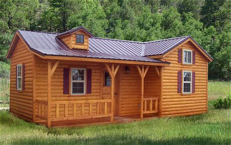 Cabin Company by Weekend Retreat Amish Cabin Company Amish Cabin Company