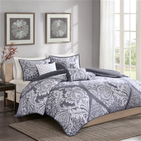 queen bed cover buy grey full queen duvet cover from bed bath beyond