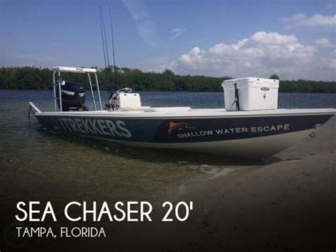 used flats boats for sale florida for sale used 2008 sea chaser 200 flats in ta florida