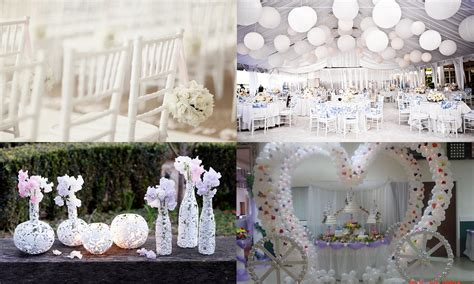 white lights for wedding 21 white wedding decorations tropicaltanning info