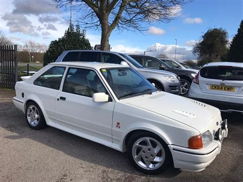 small engine service manuals 1987 ford escort head up display used ford escort 1 6 turbo rs 3dr for sale in nottingham pistonheads
