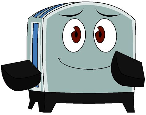 Cartoon Movie With Toaster Toaster By Percyfan94 On Deviantart