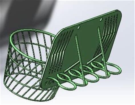 desk basketball hoop 3d model 3d printable stl cgtrader