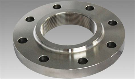 screwed threaded flanges ansi b16 5 carbon steel