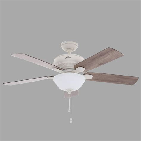 hunter matheston ceiling fan hunter matheston 52 in indoor outdoor cottage white