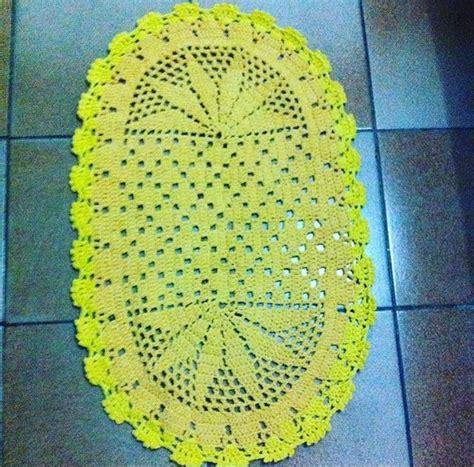 tapetes de croche b43964 tapetes de crochaa pictures to pin on tapetes em croche fernanda dias camilo elo7