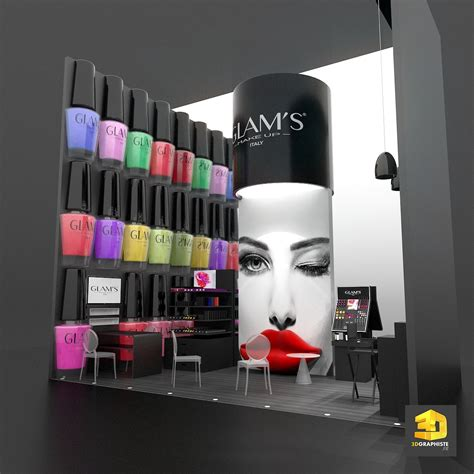 Make Up Di Salon stand cosm 233 tiques glam s make up 3dgraphiste fr