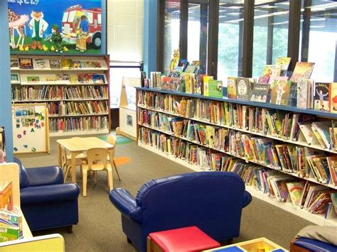 childrens section why going to the library is one of the best things i do