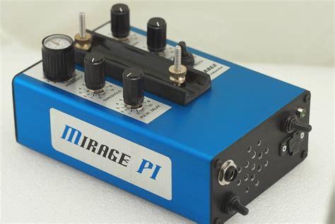 mirage pi pulse induction metal detector mirage pi piulse induction metal detector