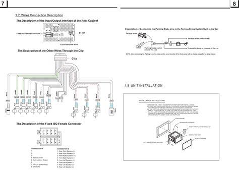 pyle pldnv695 radio wiring diagram pyle get free image