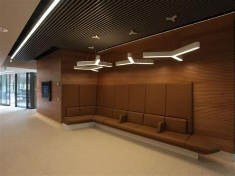 Acoustic Ceiling Planks Linear Acoustic Planks Mn Acoustic