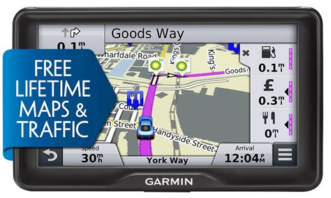 garmin usa maps free garmin nuvi 2797lmt 7 quot gps satnav uk europe free lifetime