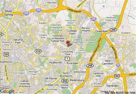 maryland map college park map of quality inn and suites college park