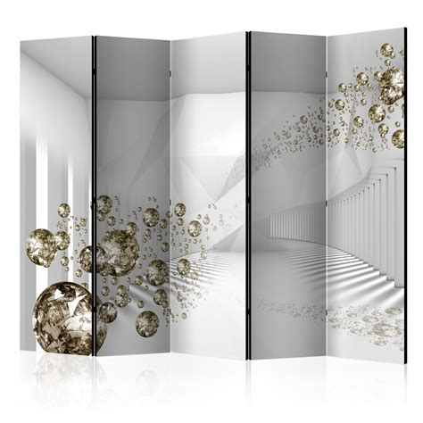 Decorative Room Divider Decorative Photo Folding Screen Wall Room Divider Abstract D A 0045 Z B Ebay