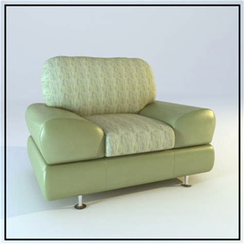 bright green couch single bright green sofa 3d model download free 3d models