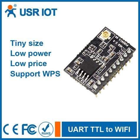 Produk Uart Wifi Module Serial ultra low power ttl uart serial to wifi module product in