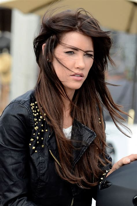 bold and beautiful steffy jacqueline macinnes wood jacqueline macinnes wood on the set of the bold and the