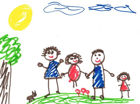 drawing images for kids kids drawings of family google search drawings