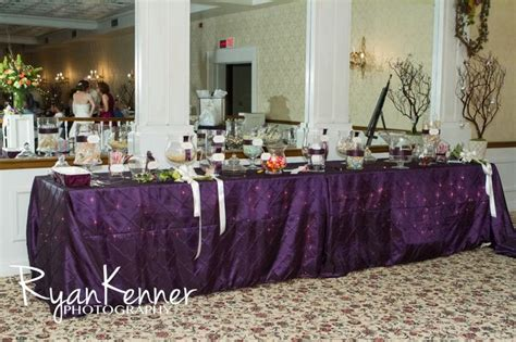 32 Best Images About Wonderful Wedding Ideas On Pinterest Purple Wedding Buffet
