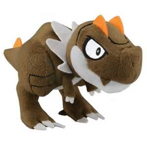 Dino Bedding Generation Vi Plush Stuffed Dinosaur Tyrunt Pokemon Toy