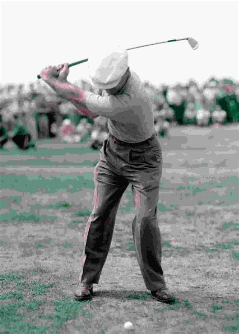 ben hogan golf swing book the ben hogan collection the legacy and history swing