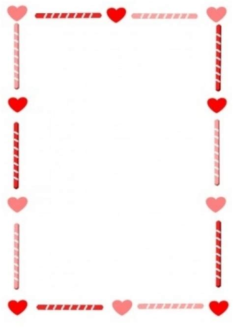 valentines day borders clip s day clip borders designcorner