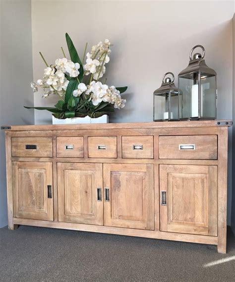hamptons collection cm solid hardwood buffet sideboard