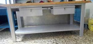 tavolo da officina tavolo da officina con morsa usato posot class