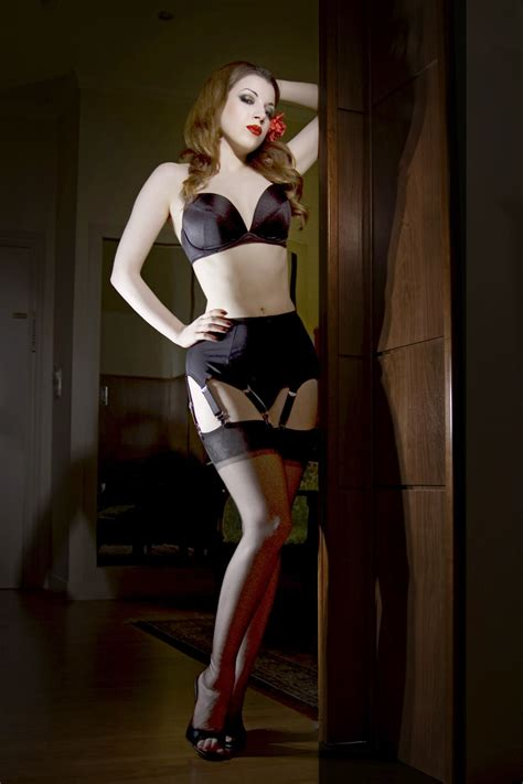 garters and nylons in and garters images