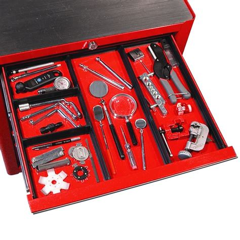 Tool Drawer Dividers by Toolbox Drawer Divider