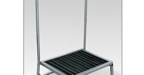 Wide Step Stool With Handle by Wide Folding Step Stool With Handle Home Safety