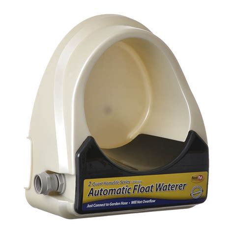 automatic waterer real pet international rpi aqua buddy automatic waterer waterers