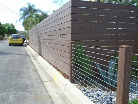 modern privacy fence modest decorative privacy fence ideas decohoms