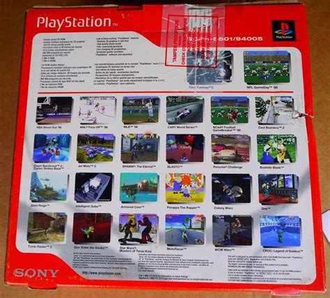 new ps1 console new playstation one 1 console system scph 5501 94005 ps1