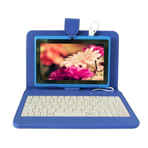 Tablet 7 Universal keyboard tablet cover for 7 inch tablet pc universal