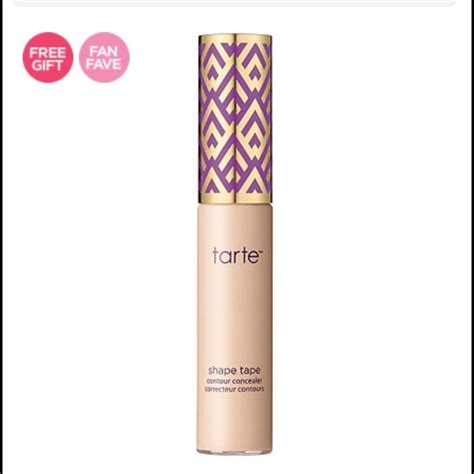 light sand tarte concealer 20 off tarte other tarte shape tape concealer light