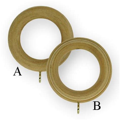 wood curtain rings unfinished wood curtain rings unfinished interiordecorating