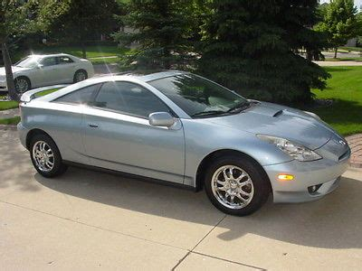 kelley blue book classic cars 2003 toyota celica parking system toyota celica cars for sale in michigan